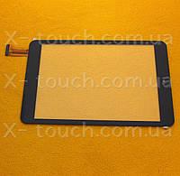 Тачскрин, сенсор YCF0427-A черный для планшета