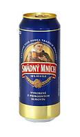 Пиво Smadny Mnich ж/б 0,55 ml Alk 4,0% oб