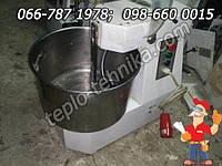 Тестомесительная машина на 18 литров спирального типа