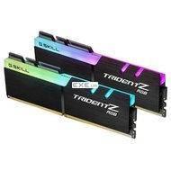 DDR-4 16GB KIT(2*8GB) PC4-24000 (PC4-3000) Trident Z RGB G.skill Original (F4-3000C15D-16GTZR)
