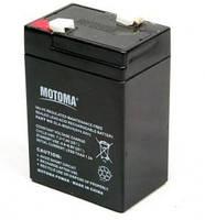 Аккумулятор Motoma 6V 4Ah (с ушками)