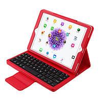Чехол клавиатура Bluetooth для планшета iPad Pro 9.7 красный