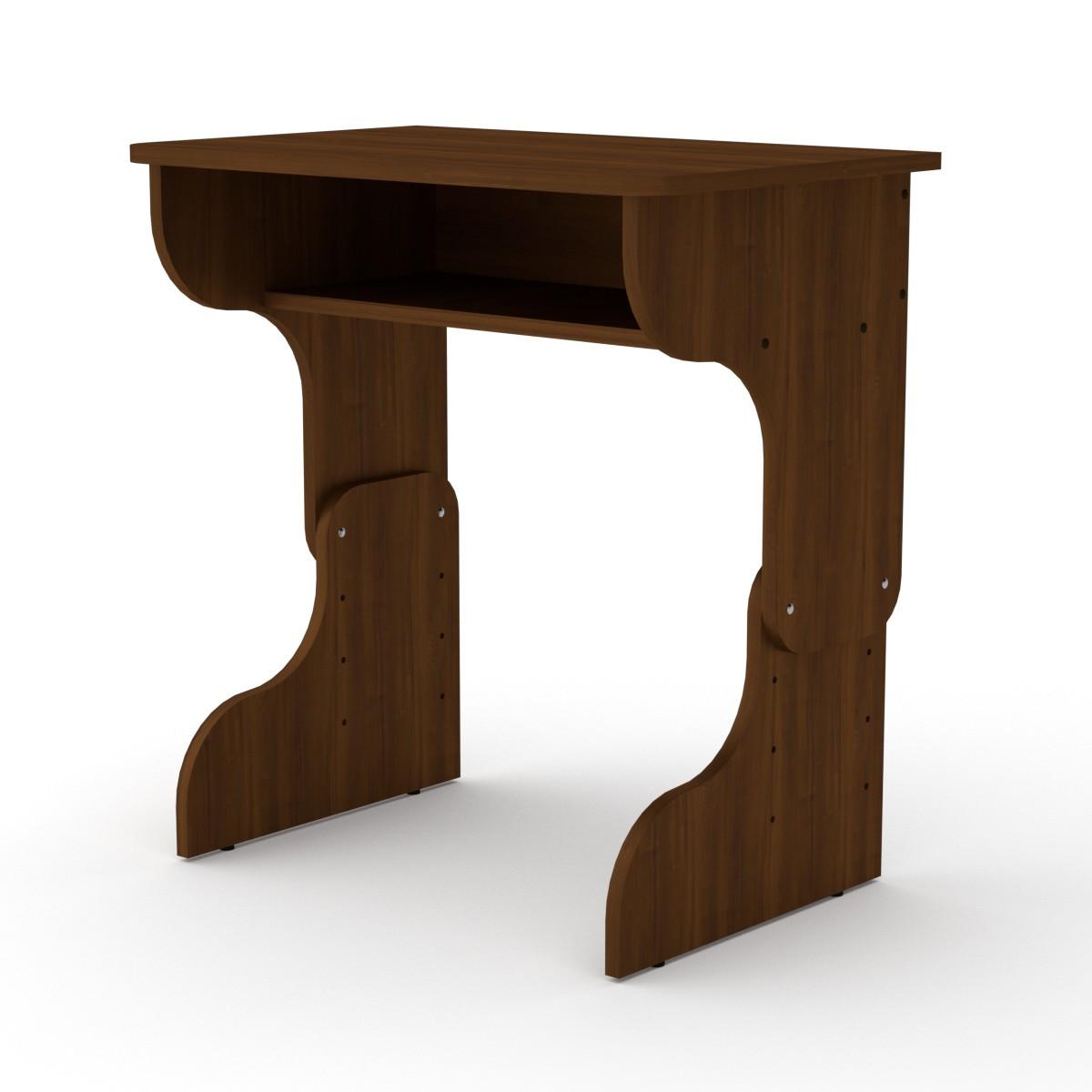 Стол письменный малыш орех экко Компанит (66х43х51 см)