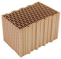 Керамический блок, HELUZ PLUS 38 шлифованный