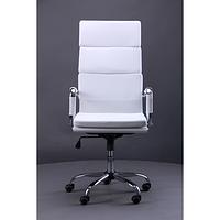 Кресло Slim FX HB (XH-630A) Белое (АМФ-ТМ)