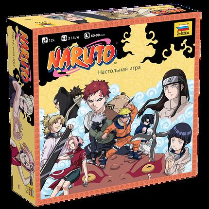 Настольная игра Наруто (Naruto), фото 2