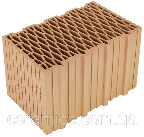Керамический блок, HELUZ PLUS 40 шлифованный