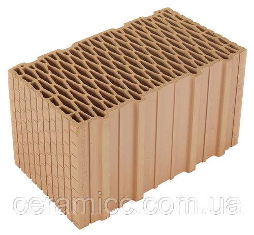 Керамический блок, HELUZ PLUS 44 шлифованный