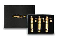 Подарочный набор Montale Pure Gold (Монталь Пьюр Голд) 3*20 мл