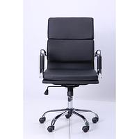 Кресло Slim FX LB (XH-630A) Черное (AMF-ТМ)
