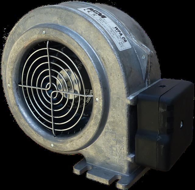 Вентиляторы и дымососы