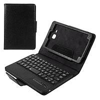 Чехол клавиатура Bluetooth для планшета Samsung Galaxy Tab A 7.0 T280 T285 черный