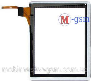 """Тачскрин (сенсорный экран) 9,7"""" Digma IDS 10, Explay Informer 921 (p/n:AD-C-970024-2-FPC) черный, фото 2"""
