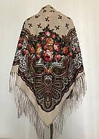 Женские платки в украинском стиле