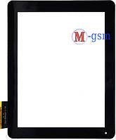 """Тачскрин (сенсорный экран) 9,7"""" Assistant AP-105 (p/n:AD-C-970436-FPC,ImPAD 9708) черный"""