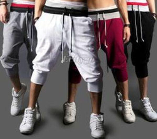 Подростковые Swag бриджи c довязом
