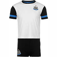 Детская футбольная форма CLUB Newcastle United Mini Kit (бело-черная)