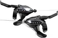Моноблоки Shimano Tourney ST-EF510-7, 3х7 три пальца