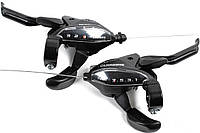 Моноблоки Shimano Tourney ST-EF510-7, 3х7