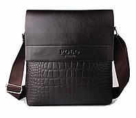 Компактная мужская сумка Polo Videng