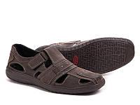 Туфли мужские Б-3 коричневый roksol размеры 40- 45