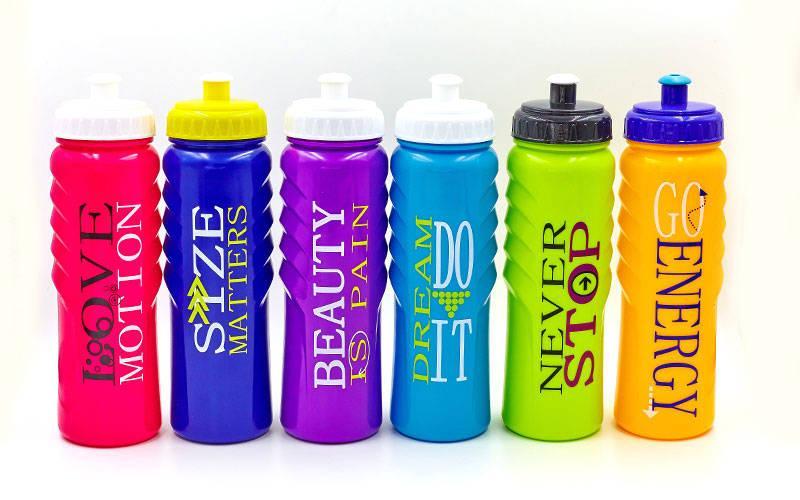 Бутылочка для воды спортивная MOTIVATION 750 мл