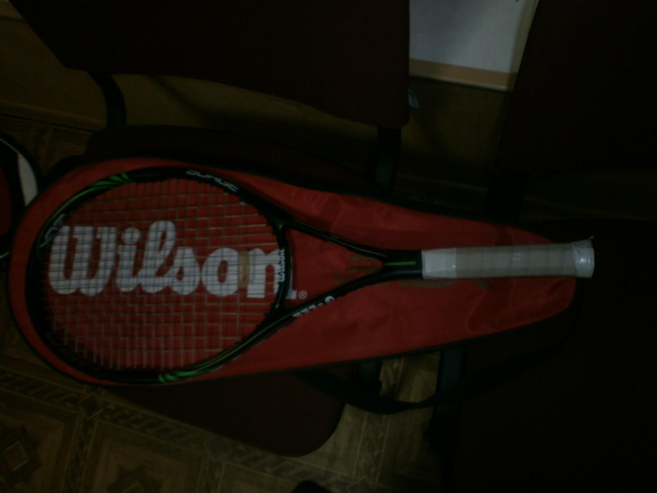 Спортивні товари -  Ігри -  Ракетка для великого тенісу -  Wilson -  2 88750a22ace72
