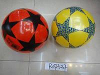 Мяч резиновый R07337 (500шт) 9'' 60 грамм цвета ассорти R07337