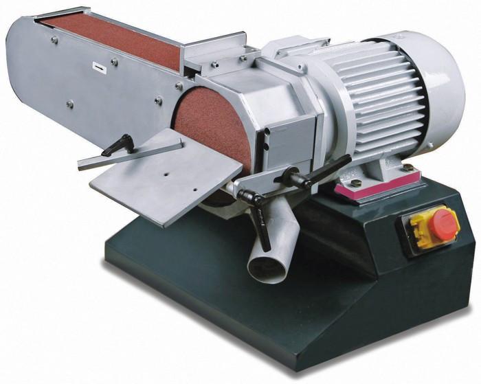 Шлифовальный станок по металлу Optimum OPTIgrind DBS 75