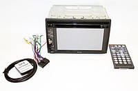 2din Автомагнитола Pioneer 7220 GPS+DVD+USB+SD+Bluetooth+TV + 8Gb карта памяти + пульт на руль