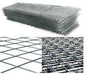 Сетка кладочная 1м х 2м (ячейка 50х50мм)