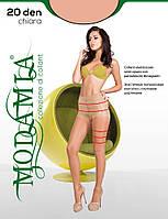 """Женские колготки Modamia """"Chiara 20 den"""",  2-5 размер, фото 1"""