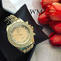 Женские красивые часы со стразами, фото 1