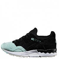 Женские кроссовки Asics Gel Lyte V Suede Toe Pack Black/Mint