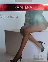 Колготы женские vison (золотые,бронза) 40d Pantera 2 размер