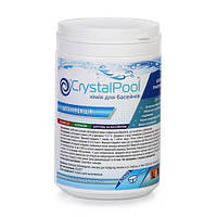 Химия для бассейна хлор-шок Crystal Pool Dry Chlorine Granules - 1 кг
