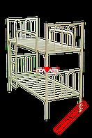 """Двухъярусная кровать """"Маугли (0,8)""""ф-ка """"Полет"""""""