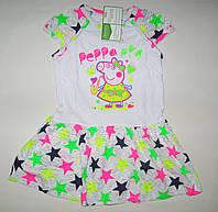 Платье Пеппа р 110-116см