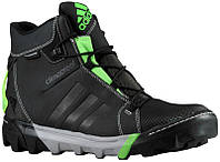 Ботинки/Сапоги (Оригинал) adidas Slopecruiser CP Black/Ray Green