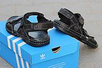 Сандалии Adidas (черный)