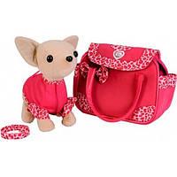 Simba Собачка в сумочке Интерактивная Шоу-звезда на польском языке Chi Chi Love 5897617