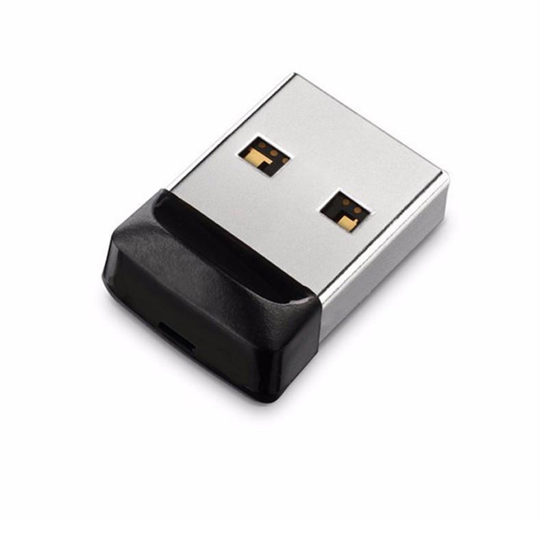 Флешка USB flash drive, 16Gb, мини для автомагнитол