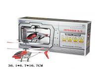Р.У.Вертолет U802 с гироскопом метал.2цв.кор.36,1*6,7*16,7 ш.к./36/ U802