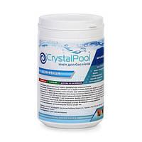 Химия для бассейна мульти таб Crystal Pool - 1 кг (табл. 200 гр)