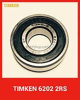 Подшипник TIMKEN 6202 2RS
