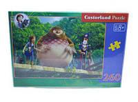 Пазлы Castorland 260, 282 282