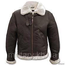 Льотна Куртка шкіряна американська B3