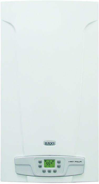 Дымоходный газовый котел Baxi ECO Four 240 i - Мир Комфорта в Киевской области