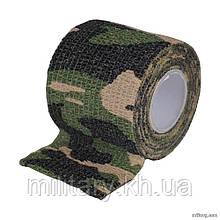 Лента камуфляжная MIL-TEC (для оружия и снаряжения)