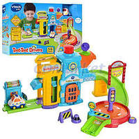 Vtech Акция! Детский игровой гараж Vtech 150203. Тотальная распродажа! Количество товара ограничено! (до 22.07.2017)